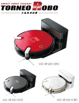 Robot hút bụi toshiba VC-RVD1