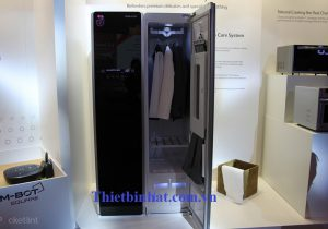 Máy giặt khô LG Styler nhật